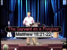 The Servant as a Forgiver