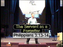 The Servant as a Forgetter