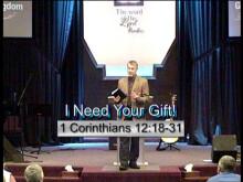I Need Your Gift!
