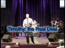 Timothy-The Real Deal