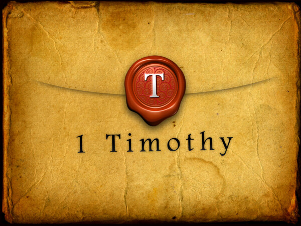 Series: 1 Timothy - Faithful to God's Truth in the Church and in the World
