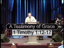 A Testimony of Grace