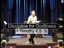 Discipline For Godliness
