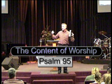 The Content of Worship