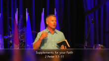 Supplements for Your Faith