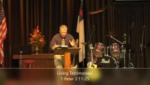 Living Testimonies
