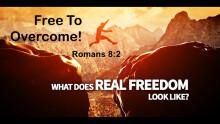 Free to Overcome