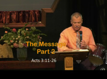 The Message of the Harvest--Part 2