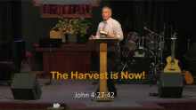 The Harvest is Now!