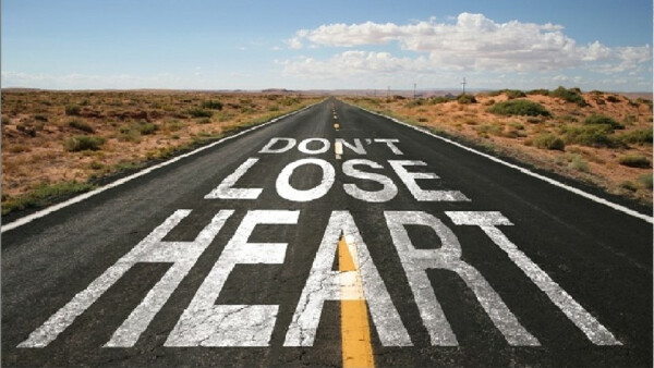 Series: Don't Lose Heart